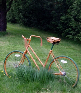 And more bicycle art!