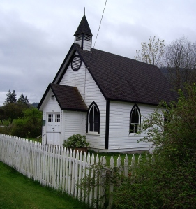 My favorite church on the island, built around 1898 and still serving as a place of worship