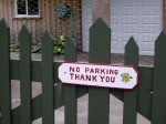 How courteous can you be to parking violators? Only in Canada...
