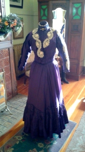 2015 Craigdarroch dress